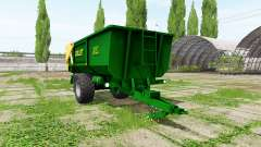 ZDT NS 8 para Farming Simulator 2017