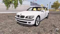 BMW 760Li (E65)