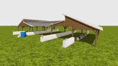 Multipurpose shed