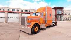 Piel de naranja para el camión Peterbilt 389 v1.