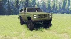 Chevrolet K5 Blazer M1009
