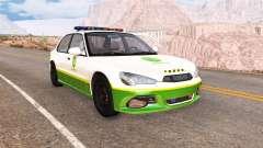 Hirochi Sunburst McGuffin security para BeamNG Drive
