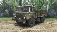 GAZ 66 v1.5 para Spin Tires