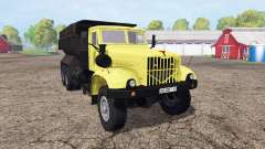 Kraz 256Б1 para Farming Simulator 2015