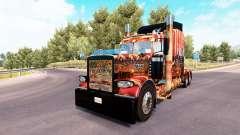 Espeluznante Carnevil de la piel para el camión