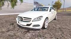 Mercedes-Benz CLS-Klasse (C218) v2.0