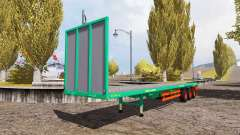 Aguas-Tenias bale semitrailer v2.5