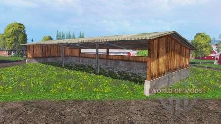 Halls para Farming Simulator 2015