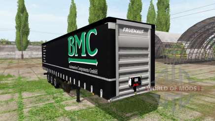 Fruehauf BMC para Farming Simulator 2017