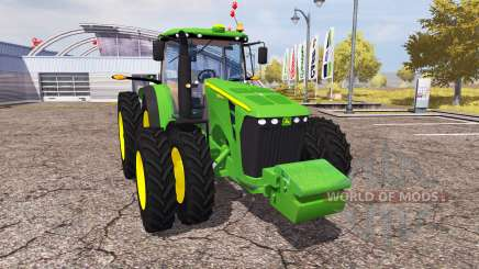 John Deere 8345R v1.1 para Farming Simulator 2013