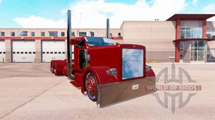 Peterbilt 379 chop top v1.2 para American Truck Simulator