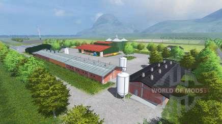 Oberhessen para Farming Simulator 2013