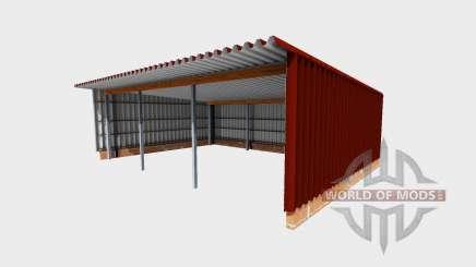 Shelter para Farming Simulator 2015