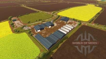 Knuston Farm v1.2 para Farming Simulator 2017