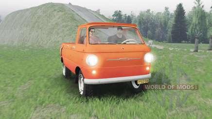 ZAZ 971Г v3.0 para Spin Tires