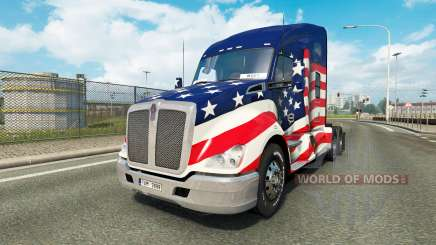 Kenworth T680 v1.2 para Euro Truck Simulator 2