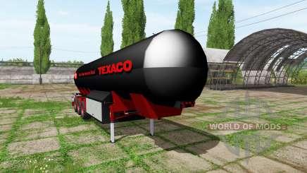 Fuel trailer para Farming Simulator 2017