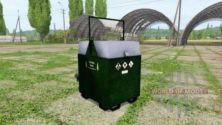 Diesel tank para Farming Simulator 2017