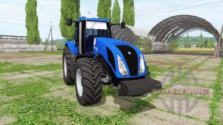 New Holland T8.270 v3.0 para Farming Simulator 2017