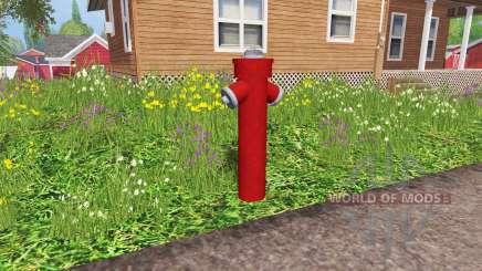 Water hydrant para Farming Simulator 2015