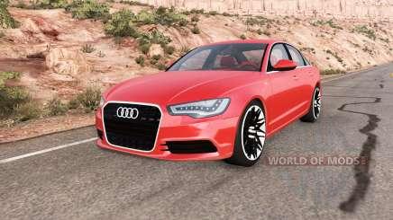Audi A6 (C7) v1.3 para BeamNG Drive
