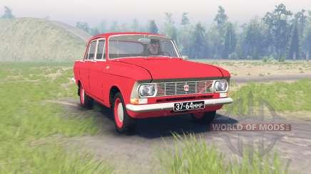 Moskvich 412 v2.0 para Spin Tires