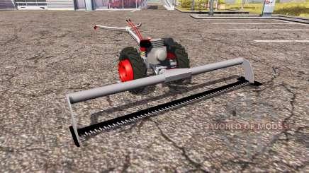 Haz autopropulsada cortadora de césped para Farming Simulator 2013