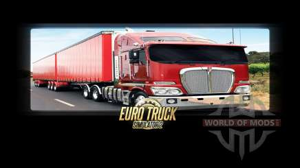 USA trucks loading pictures para Euro Truck Simulator 2