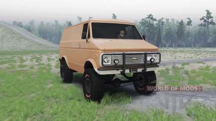 Chevrolet G10 1975 para Spin Tires