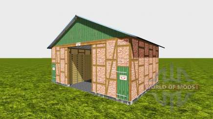 Warehouse para Farming Simulator 2015