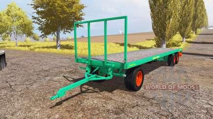 Aguas-Tenias PGRAT v2.5 para Farming Simulator 2013