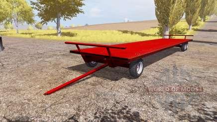 JBM Flat Racks para Farming Simulator 2013