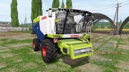 CLAAS Lexion 770 blue para Farming Simulator 2017