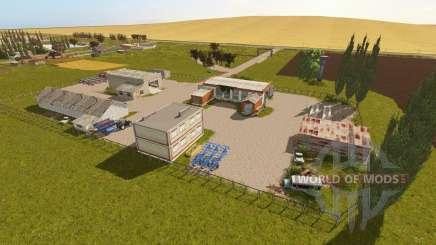 U.S. hill para Farming Simulator 2017