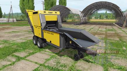 Caterpillar super forest para Farming Simulator 2017
