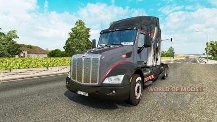 Peterbilt 579 v1.1 para Euro Truck Simulator 2