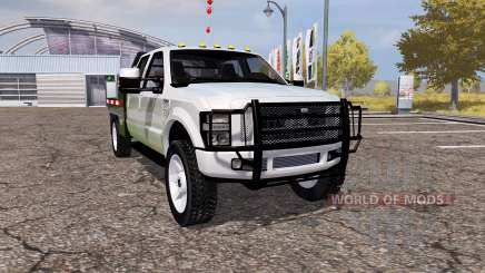 Ford F-350 2010 para Farming Simulator 2013
