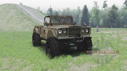 Jeep M715 para Spin Tires