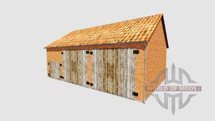 Barn para Farming Simulator 2015
