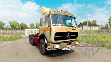 Mercedes-Benz 1632 v1.1 para Euro Truck Simulator 2