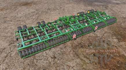 John Deere Tiger 15 LT v2.0 para Farming Simulator 2015