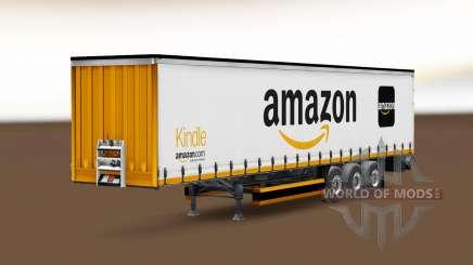 Trailers pack para Euro Truck Simulator 2