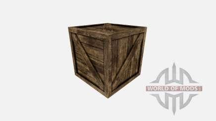 Wooden crate para Farming Simulator 2015