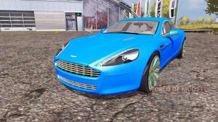 Aston Martin Rapide para Farming Simulator 2013