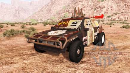 Ibishu Covet Mad Max v0.3 para BeamNG Drive