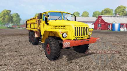 Ural 5557 v1.1 para Farming Simulator 2015