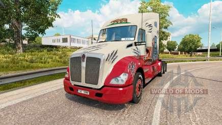 Kenworth T680 para Euro Truck Simulator 2