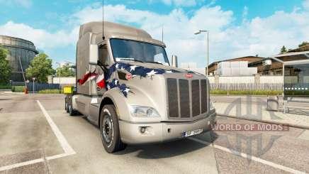 Peterbilt 579 v1.2 para Euro Truck Simulator 2
