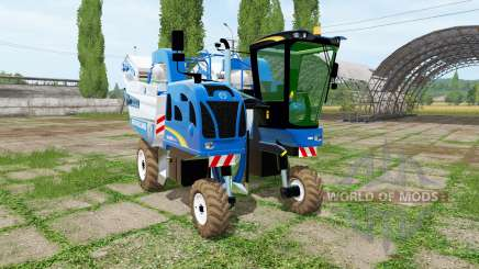 New Holland 9060L v0.1 para Farming Simulator 2017