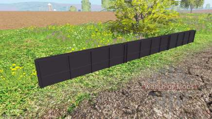 Barrier para Farming Simulator 2015